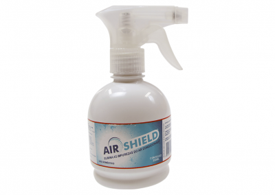Limpador Evaporador Ar Condicionado Air Shield 250ml